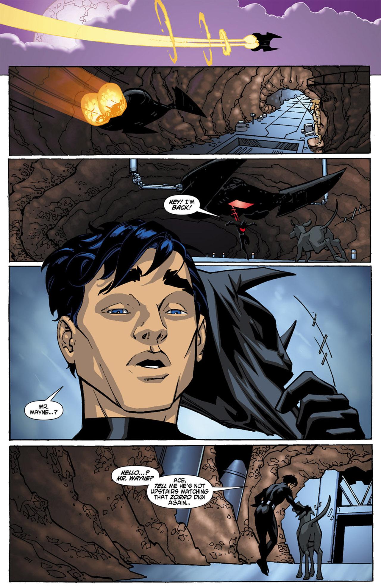 Batman Beyond (2010) Issue #1 #1 - English 14