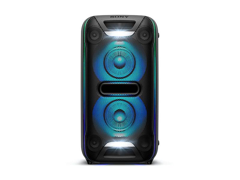 Sony EXTRA BASS GTK-XB72 speakers