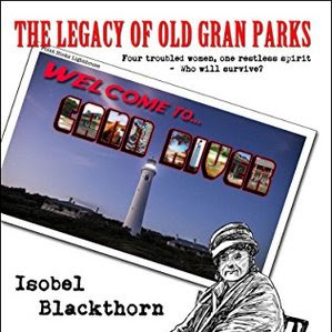 Blog Tour: The Legacy of Old Gran Parks by Isobel Blackthorn