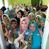 Semangat  Jihan Fahira Kampanyekan Prabowo-Sandi