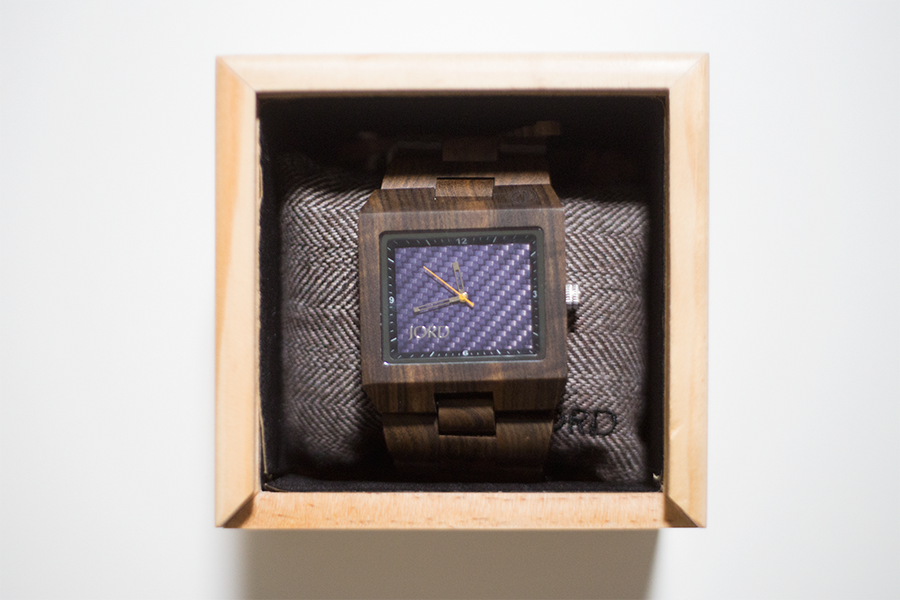 Cool Gifts for Dad - featuring JORD Wood Watches - littleladylittlecity.com