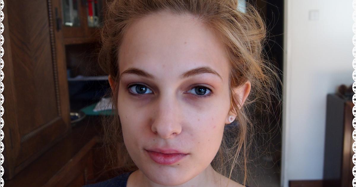 Hilda's Beauty Kit: Prawie/Almost No Make Up Make Up