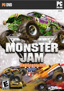 Monster Jam Battlegrounds PC Game