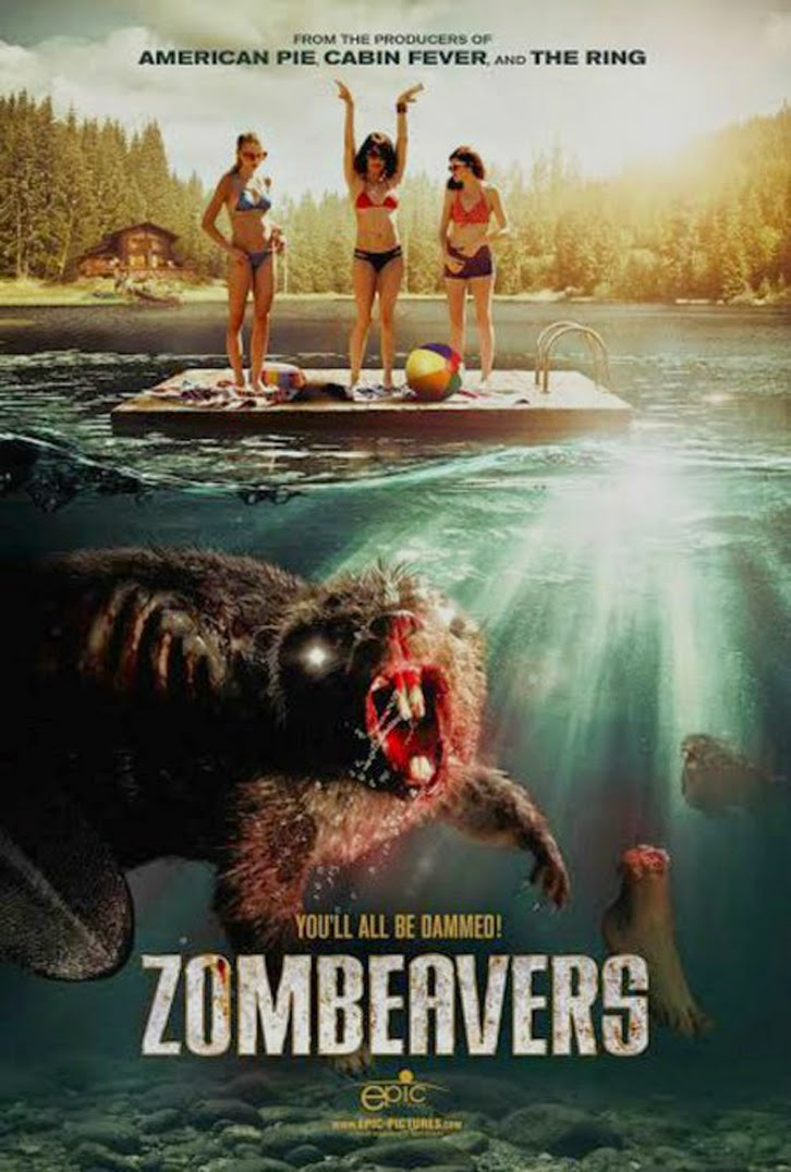 Zombeavers - Castori Zombies