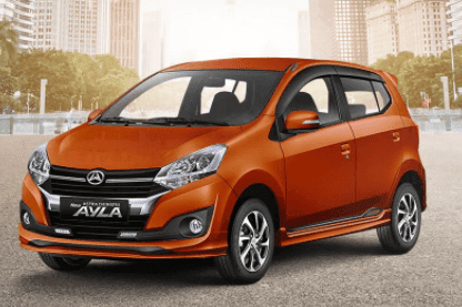 Price Specifications And Features Daihatsu Ayla