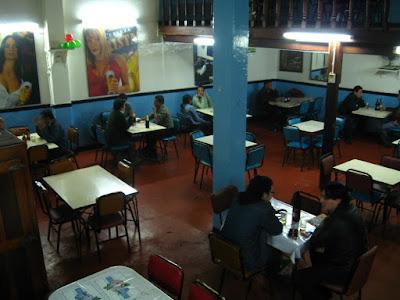 Bar Rockola, bar Ciro, Don Lucho Lima