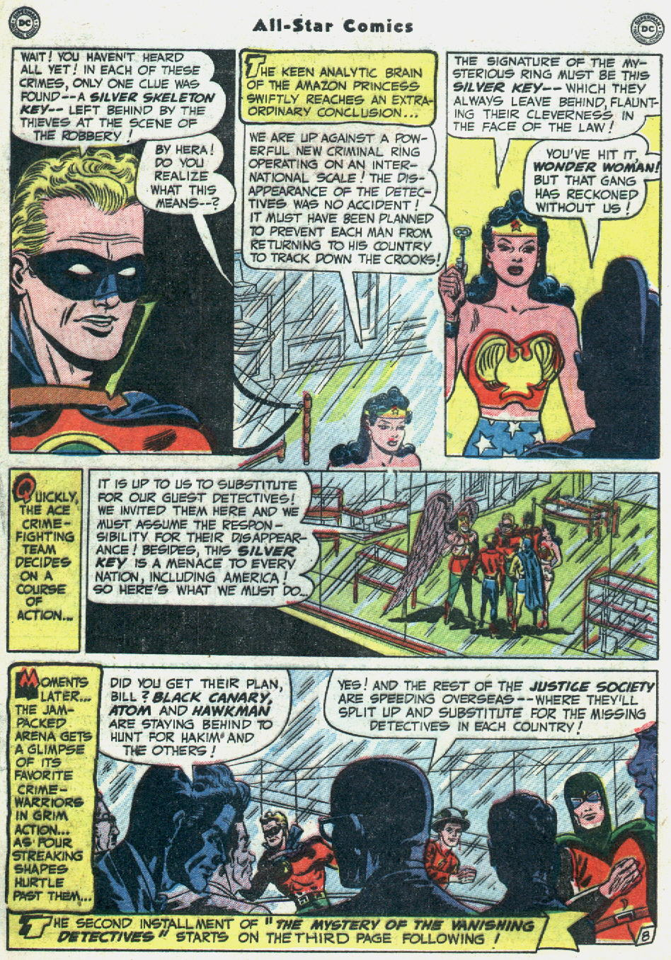 Read online All-Star Comics comic -  Issue #57 - 10