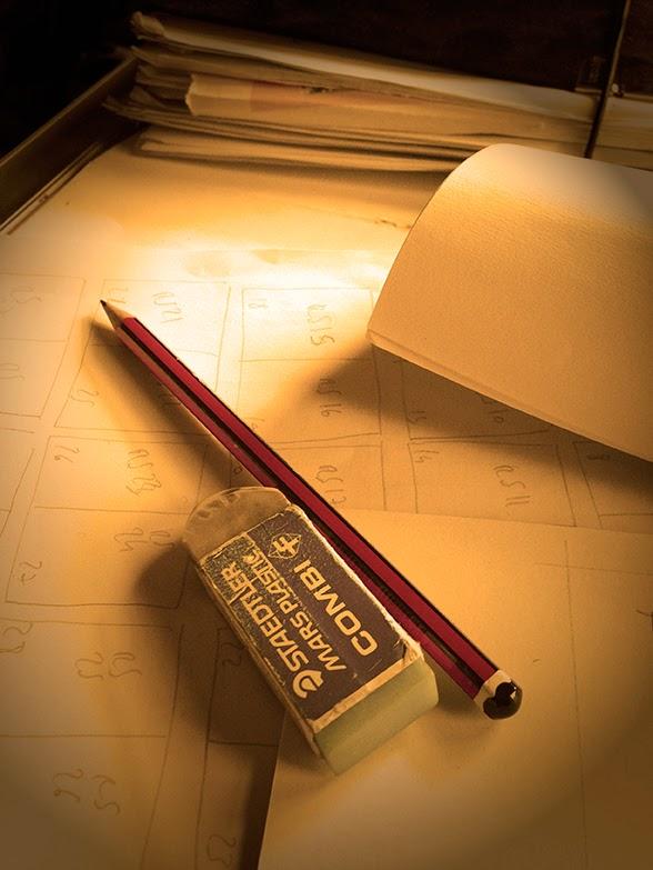 新的图形小说将于2015年发布