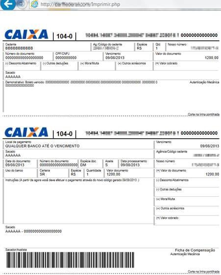 6b97696d74 Boleto fraudulento gerado pelo site dos golpistas