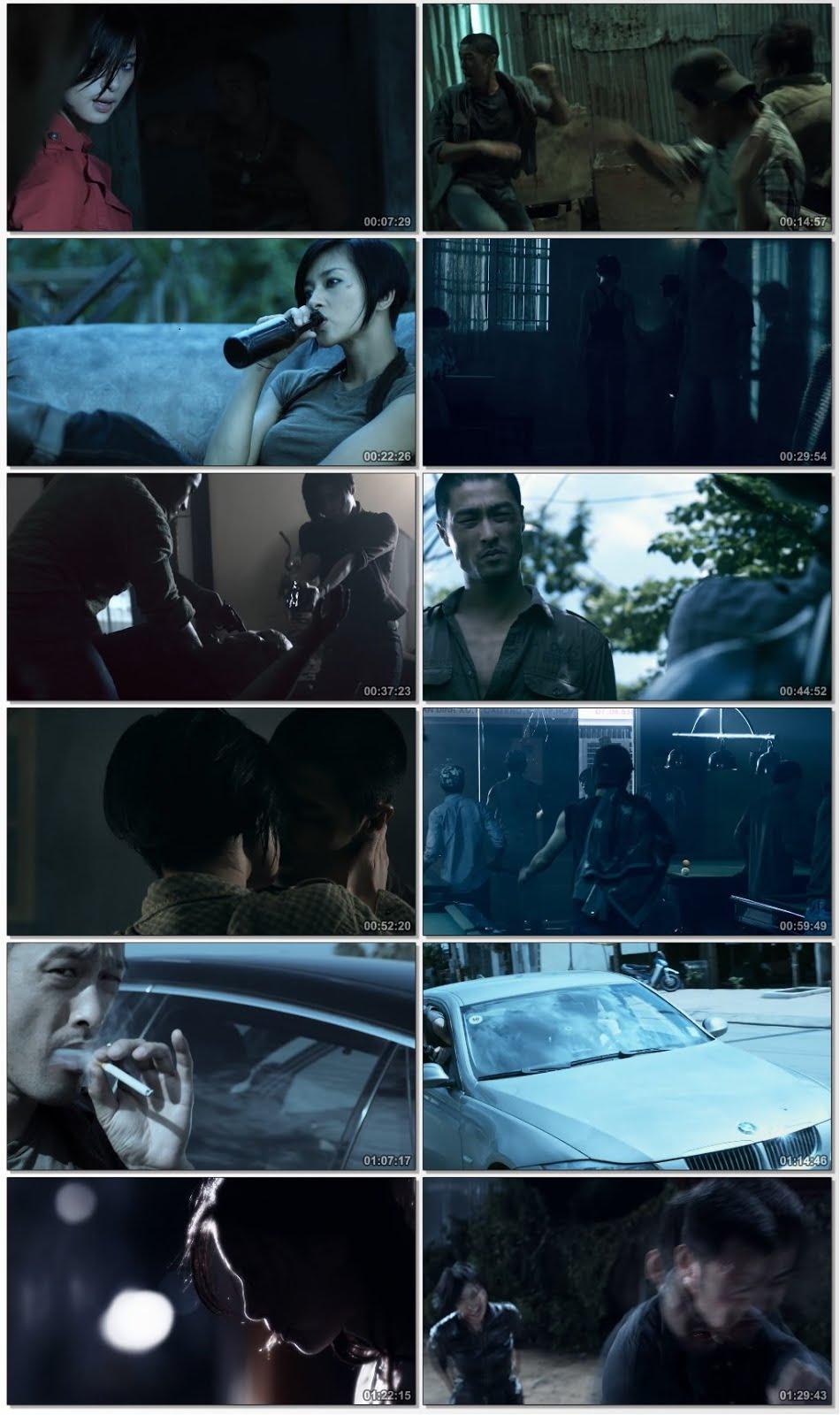 Screen Shot Of Clash 2009 In Hindi Vietnamese Dual Audio Bluray