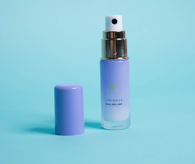Luminous Dewy Skin Mist Tacha review