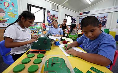 MINEDU entregará material educativo para más de 5 millones de escolares