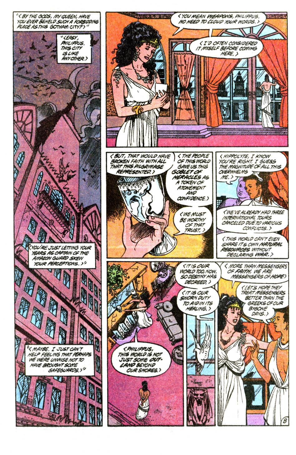Read online Wonder Woman (1987) comic -  Issue #54 - 9