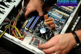 cara membuat komputer rakitan