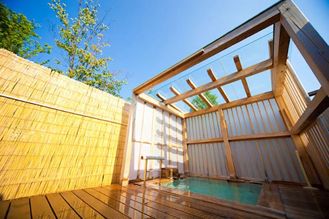 湯布院布袋屋 Yufuin Hotei-ya - 大山客房 私人露天風呂