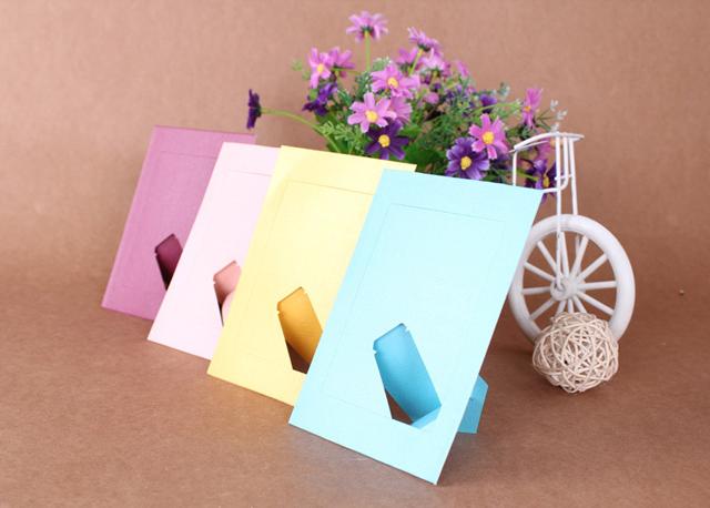 khung ảnh giấy 6 inch phong cách hàn quốc