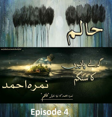 Halim by Nimra Ahmed Episode 4