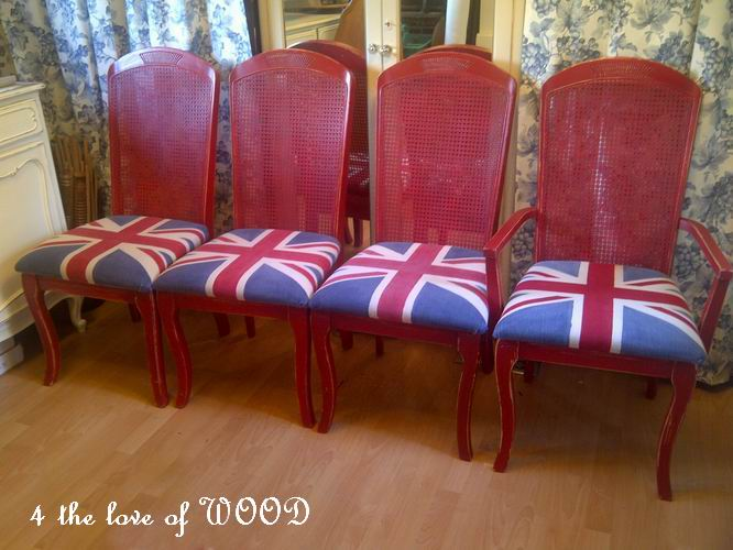 4 The Love Of Wood The Captain And His Soldiers Pt2 Union Jack
