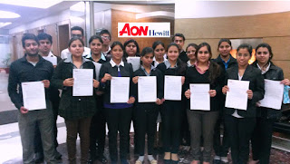 Aon Hewitt Walkin Interview for Freshers: 2015 and 2016