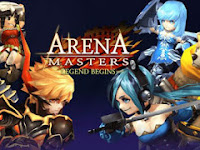 Games Arena Masters Legend Begins Mod Apk v17.33.171 (Android Terbaik)