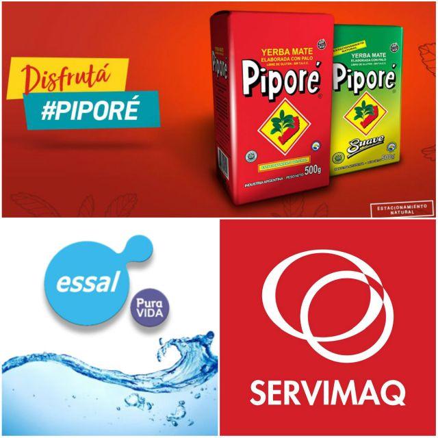 Pipore, Essal, Servimaq