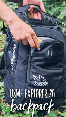 Gear of the Week #GOTW KW 22 | USWE Explorer 26 Backpack | Rucksack zum Wandern und Biken