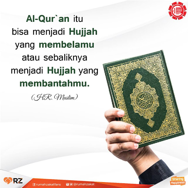 Al-Qur'an Akan Menjadi Pembela Ataukah Musuhmu?