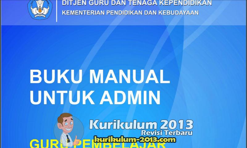 Buku Panduan Manual Admin