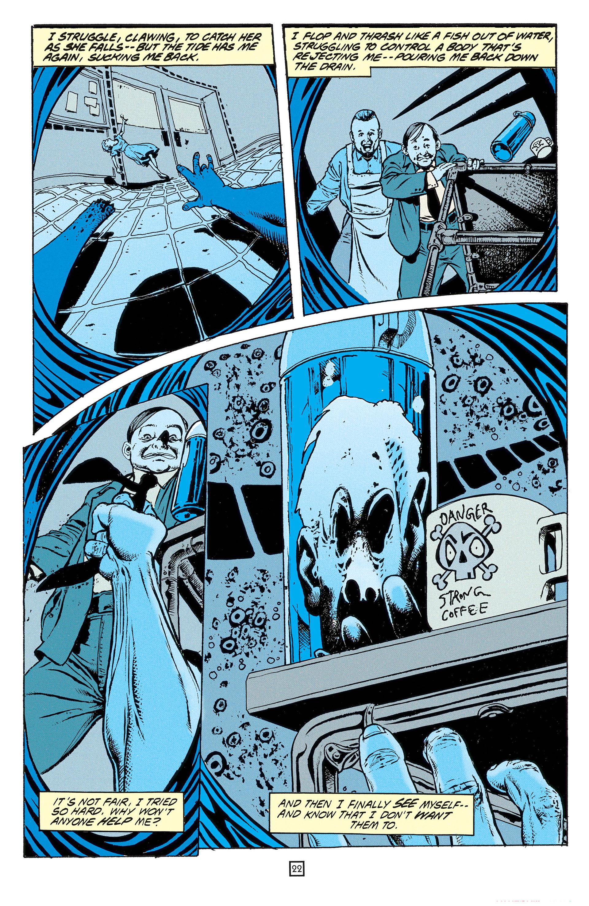 Read online Animal Man (1988) comic -  Issue #52 - 22