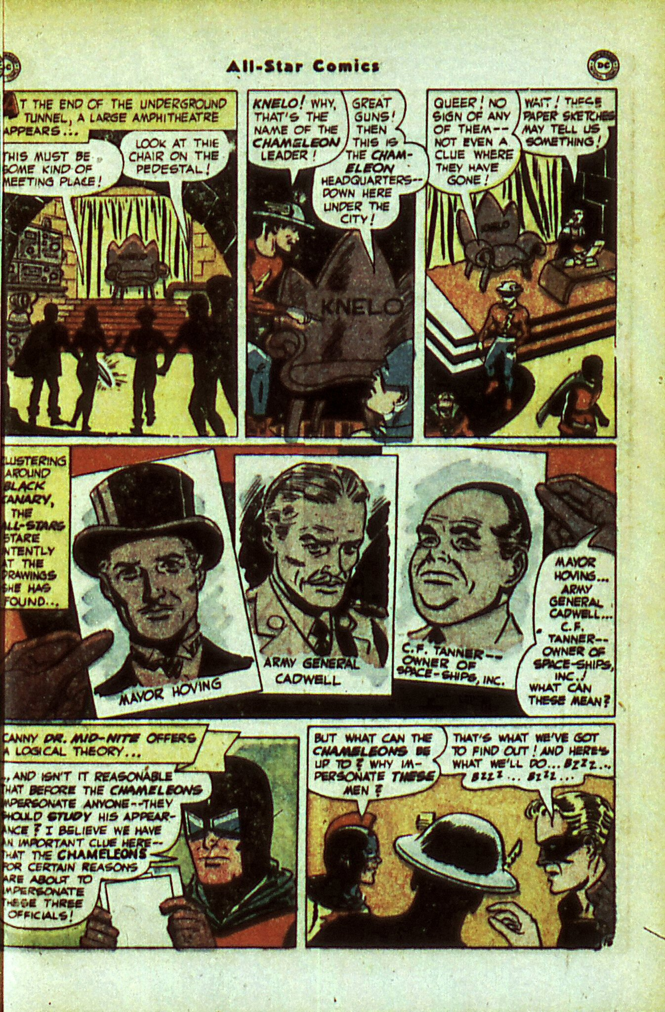 Read online All-Star Comics comic -  Issue #56 - 19