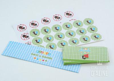 festa piqueniqu picnic adesivo personalizado