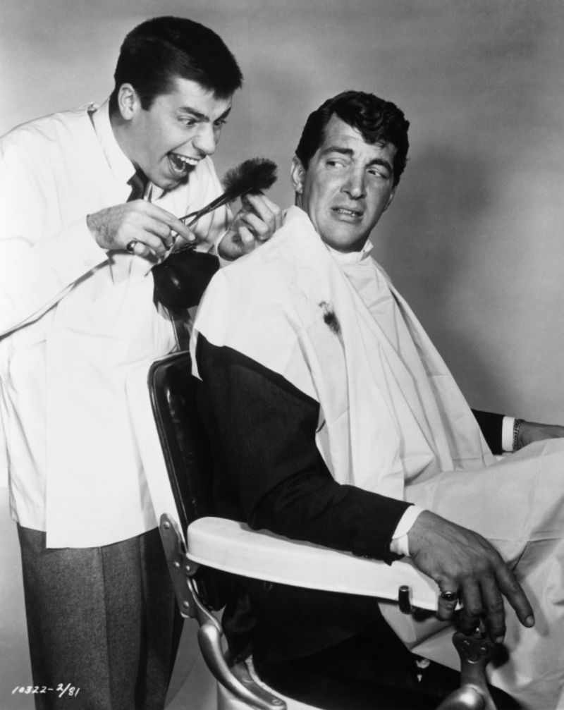 Dean Martin Amp Jerry Lewis 30 Fascinating Photographs