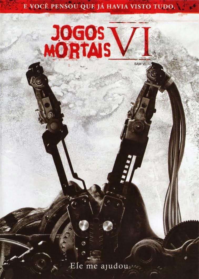 Poster do filme Jogos Mortais 6