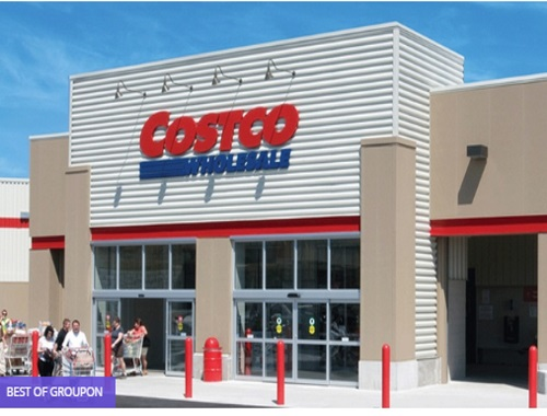 Groupon Costco Gold Star Membership $55 ($92 Value)