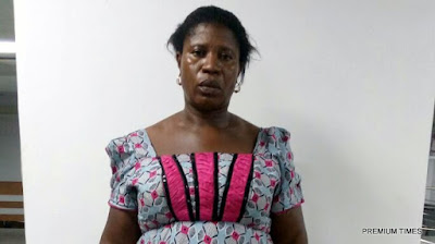 NDLEA arrests woman who faked pregnancy with N20m wraps of cocaine -