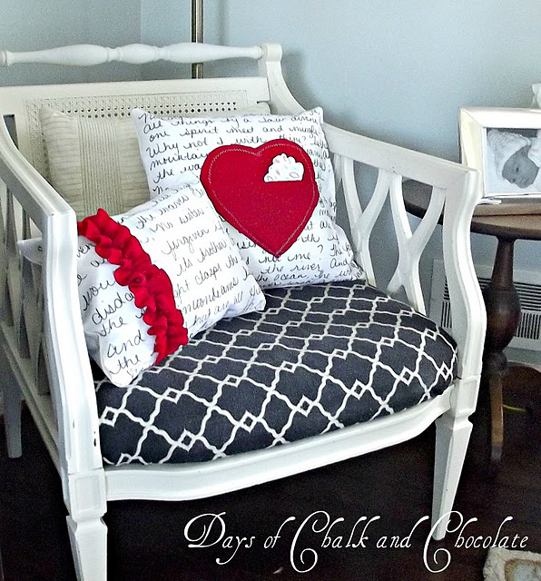 Diy Home Decor Ideas That Anyone Can Do: Anyone Can Decorate: Best Valentine's DIY Decor Projects