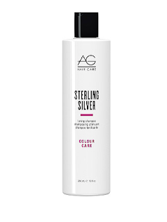 AG Sterling Silver Toning Shampoo Best Purple Shampoo