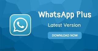 WhatsApp Plus Mod Apk v6.85 Android Full Version Terbaru 2019