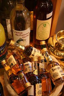 bottiglie di sidro