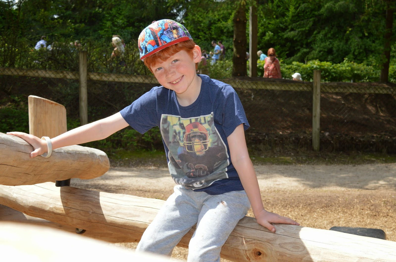 Top Tips for saving money at Whinfell Forest at Center Parcs - free play park