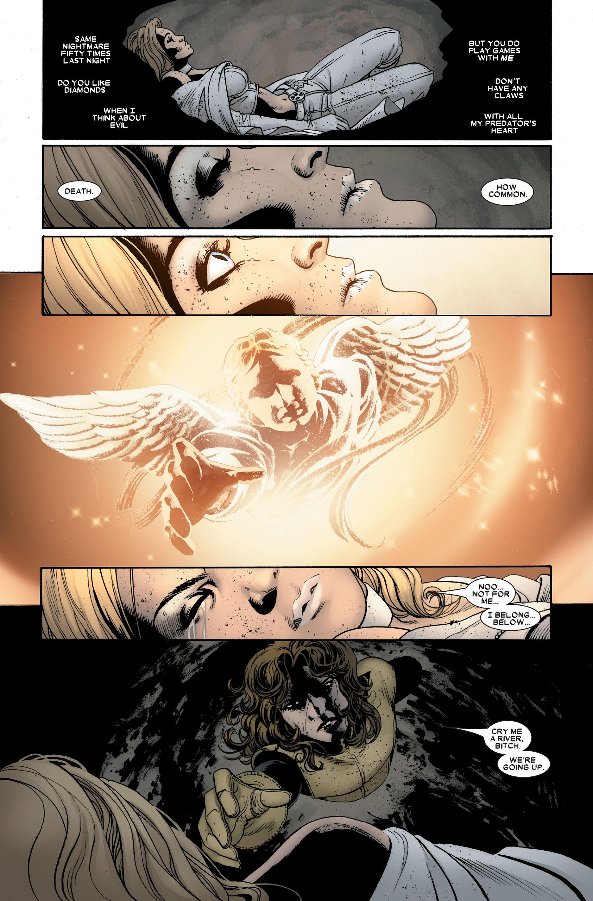 Read online Astonishing X-Men (2004) comic -  Issue #18 - 16