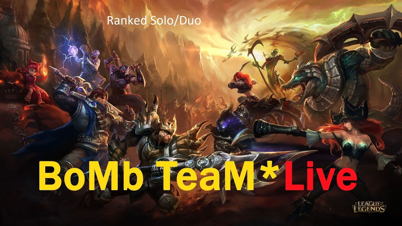 ranked solo duo