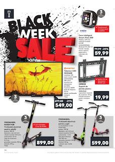 Kaufland 14 - 20 noiembrie 2018 Black Week Sales televizoare