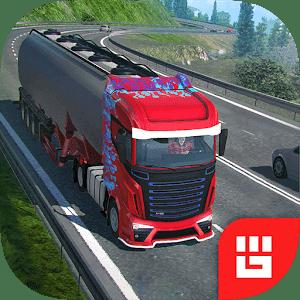 Truck Simulator PRO Europe v1.0 Apk Mod [Money]