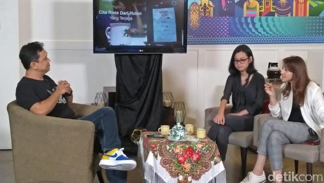 Gustika Hatta soal Politikus Sontoloyo: Orang yang Mencla-mencle, Gak Usah Sebut Namanya