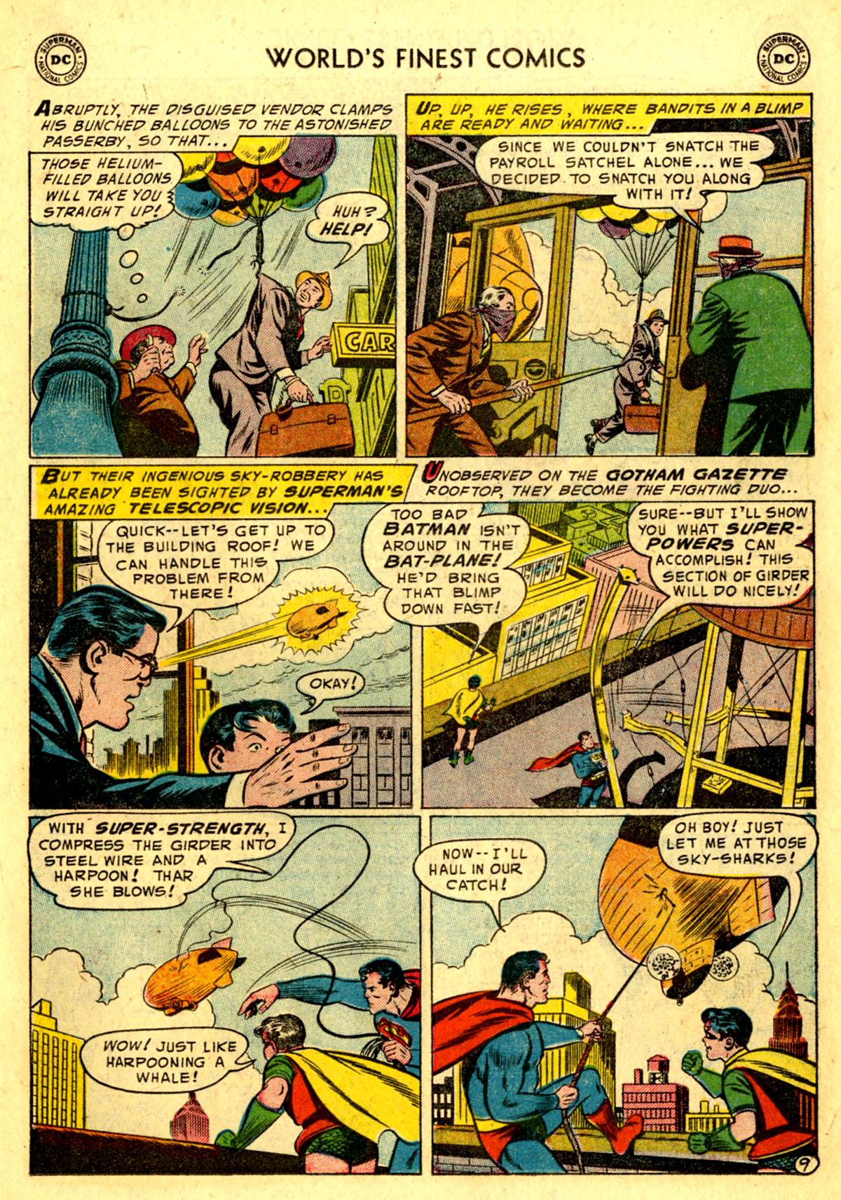 Read online World's Finest Comics comic -  Issue #75 - 11