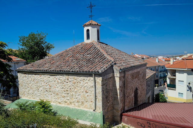 ermita cristo de la peña (Campo Real)