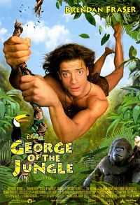 George of the Jungle 1997 Hindi Dubbed Full Movie Download 300mb