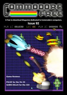Commodore Free Magazine