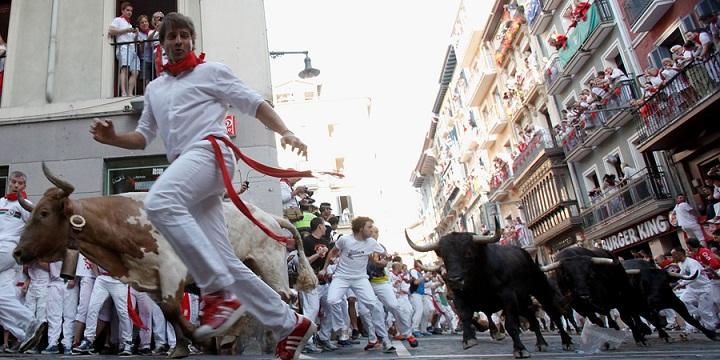 Festival of San Fermin, Festival Paling Seru di Dunia